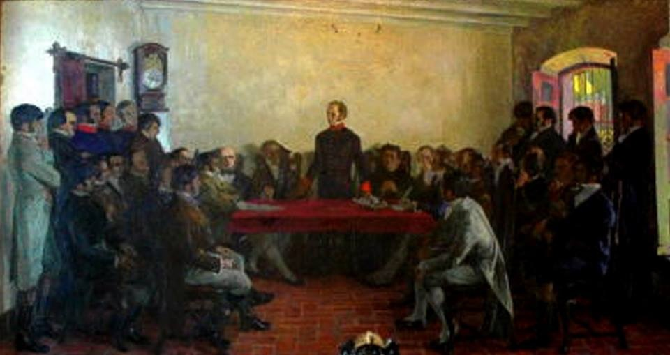 LOS DOS CONGRESOS DE LA INDEPENDENCIA: FEDERALISMO VS. CENTRALISMO ...