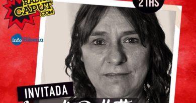 """ARACELI BELLOTTA EN """"UN CUARTO PROPIO"""" RADIO CAPUT"""